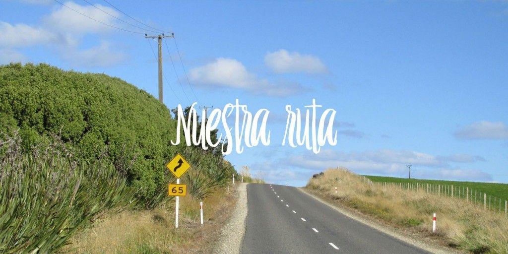 Nuestra ruta por Nueva Zelanda