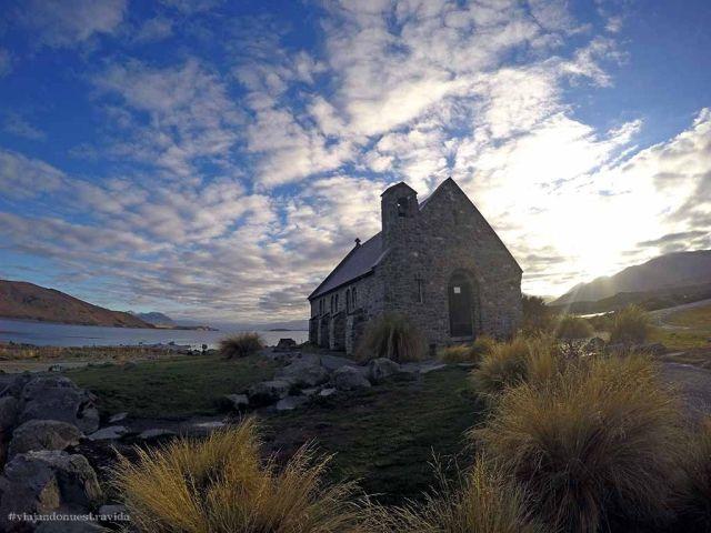 Church of the Good Shepherd nueva zelanda