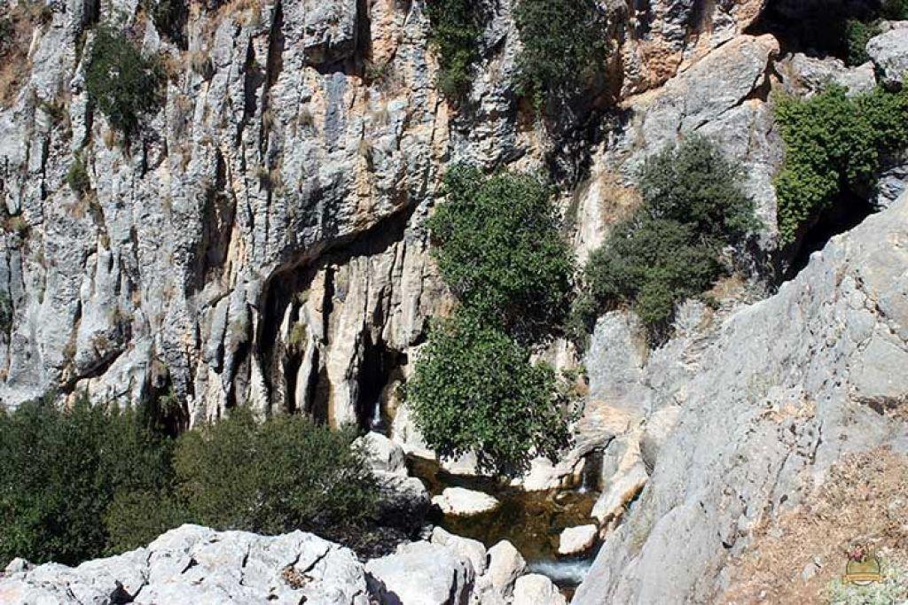 Castril Nacimiento río Guadalquivir