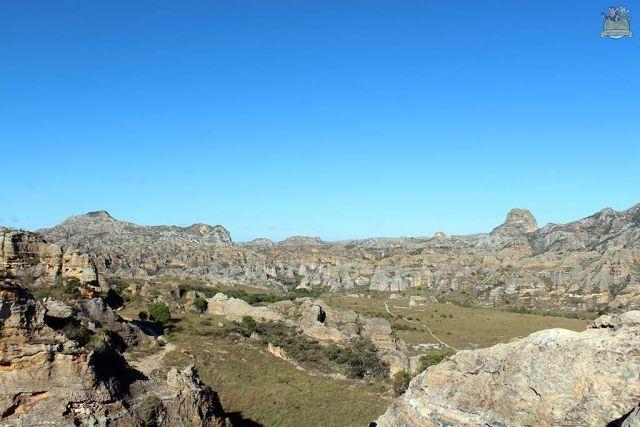 Vistas cañón Isalo