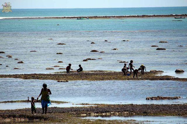 Playa Anakao. viajar a Madagascar