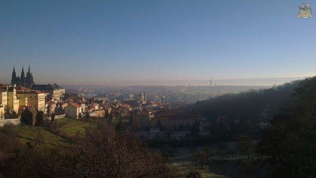 Vistas de la ciudad de Praga