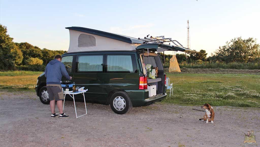 camping Étretat