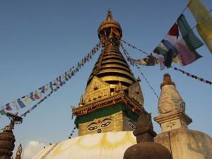 Estupa de Swayambunath