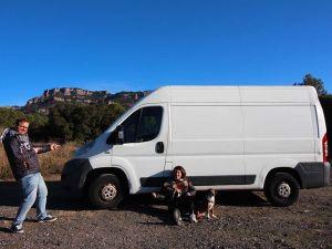 camperización furgoneta