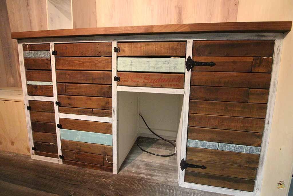 C mo hacer el mueble de cocina para la furgoneta viajandonuestravida - Mueble para la cocina ...