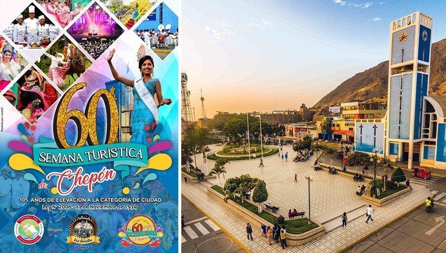 La Libertad: Chepén celebra 105 aniversario y 60 Semana Turística - Viajando por Perú