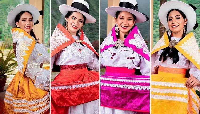 Fotos de las candidatas a Reina del Carnaval Abanquino 2020