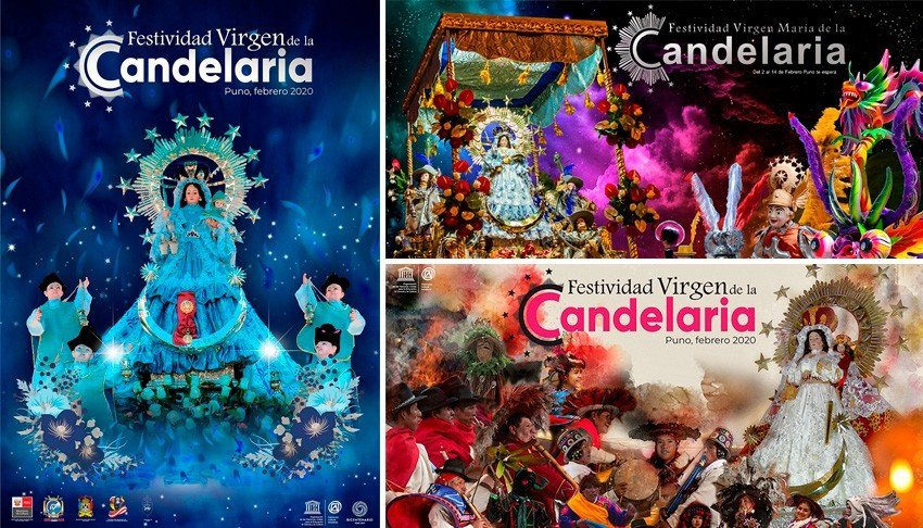 Festividad Virgen de la Candelaria