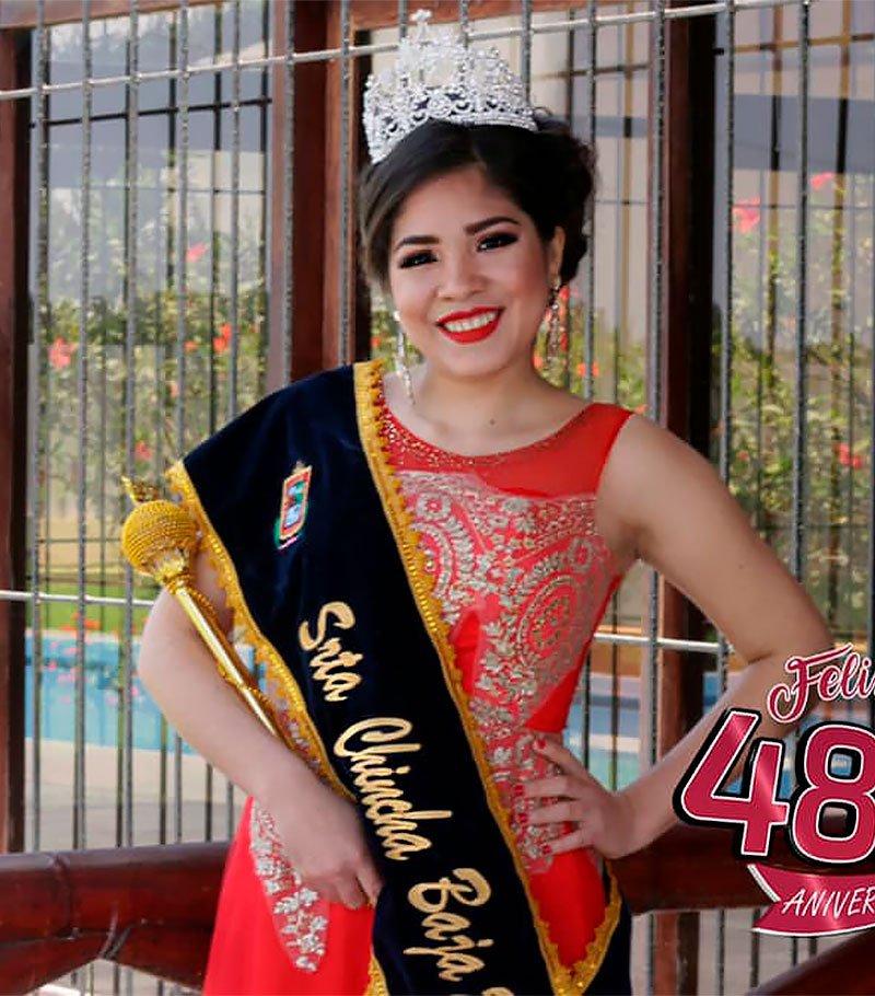 [Fotos] Valery Rodríguez es Señorita Chincha Baja 2020