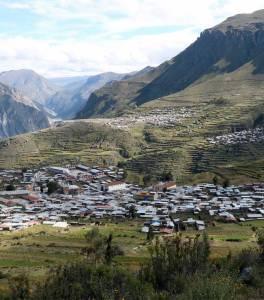 Moquegua: Programa del 65 aniversario del distrito de Chojata