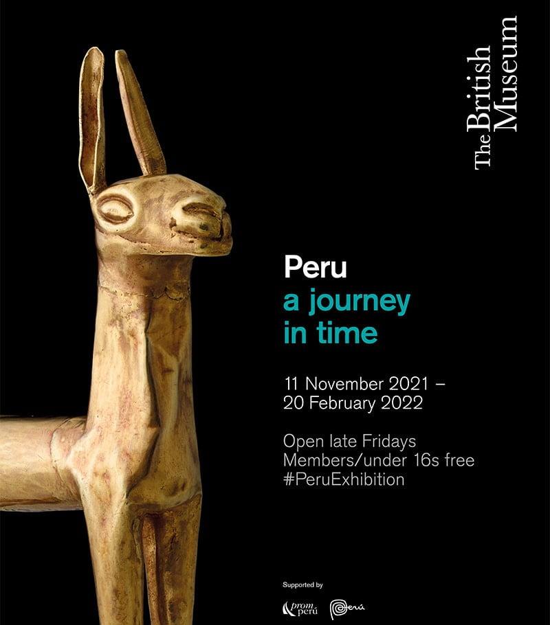 Tesoros milenarios del Perú serán exhibidos por primera vez en el Museo Británico