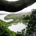 Villa la Angostura desde el Bosque de los arrayanes