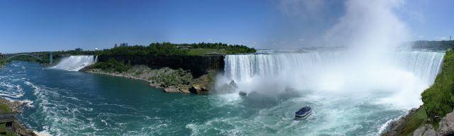 Cataratas Niagara Pano