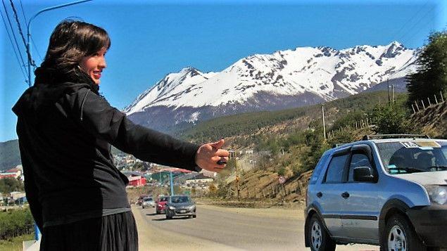 Como hacer autostop dedo
