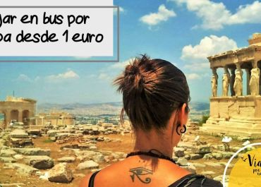Viajar en bus por Europa desde 1€