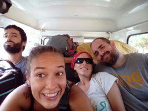 Como llegar a Barreirinhas Trayectorias en viaje juan y carol
