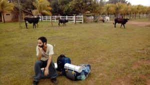 Juan a dedo por las Guayanas