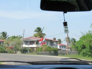 a dedo por las Guayanas