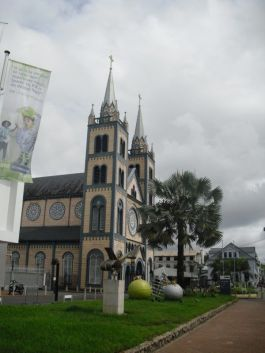 Iglesia Paramaribo, Surinam