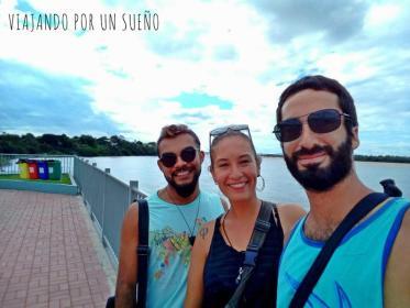 De Manaos a Boa Vista camino a Venezuela.