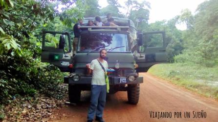 Juan Dedo Amazonia Guyana