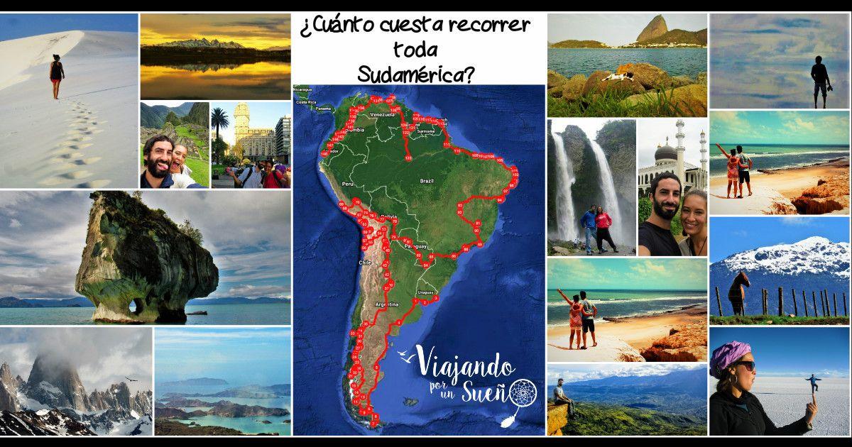 Presupuesto para viajar por Sudamérica