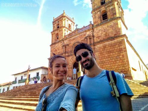 Viajando por un sueño en Barichara