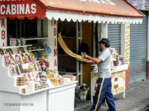 Baños Ecuador Viajando por un sueño