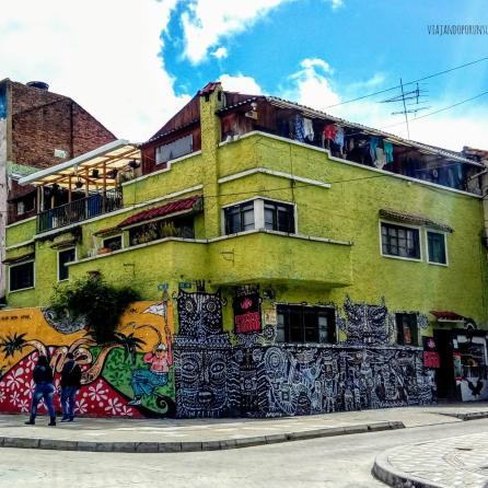 Camino al chorro Bogota Vx1S