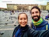 Viajando en Bogotá Candelaria