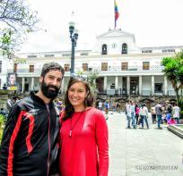 Viajando por un sueño en el centro de Quito