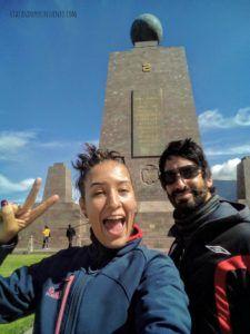 Viajando por un sueño en la miad del mundo quito ecuador