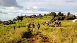 Vx1S senderismo en medellín, colombia