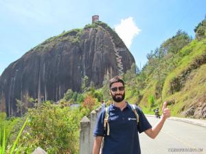Juan de vx1s en Guatapé