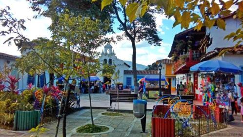 Pueblito paisa Medellín viajando por un sueño