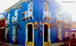 Calles de cartagena por viajandoporunsueño