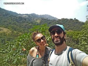 Viajando por un sueño en minca colombia