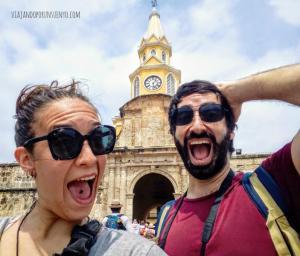 viajando po run sueño en cartagena