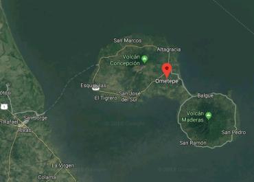 ometepe isla mapa vx1s