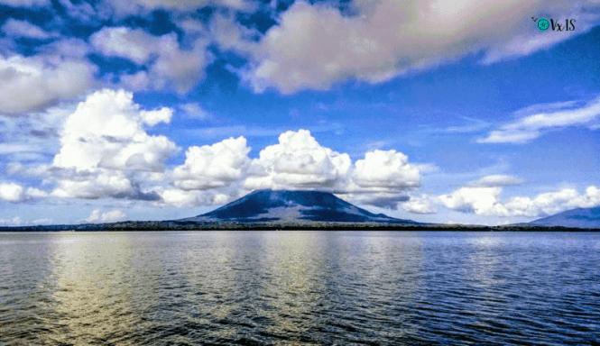 Nicaragua ometepe por viajando por un sueño png