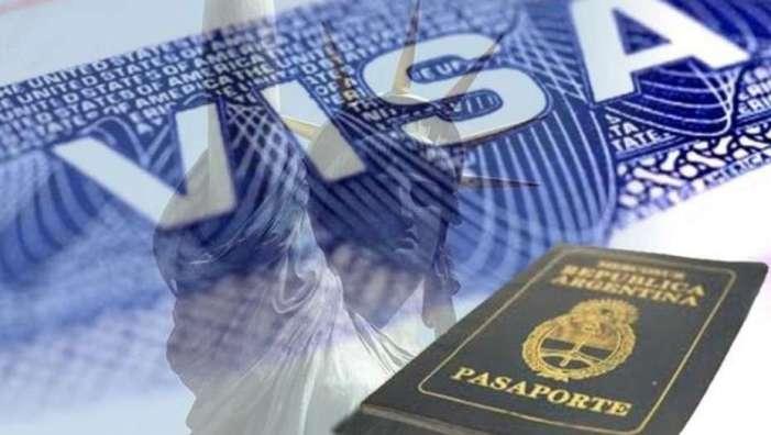 visa eeuu por viajandop or un sueño