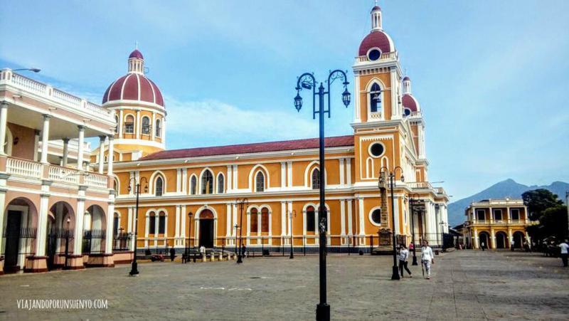 Catedral Granada viajando por un sueño