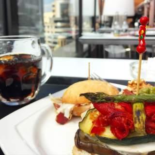 Tapas en Gourmet Experience Corte Inglés Callao
