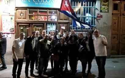 Cubanos en España