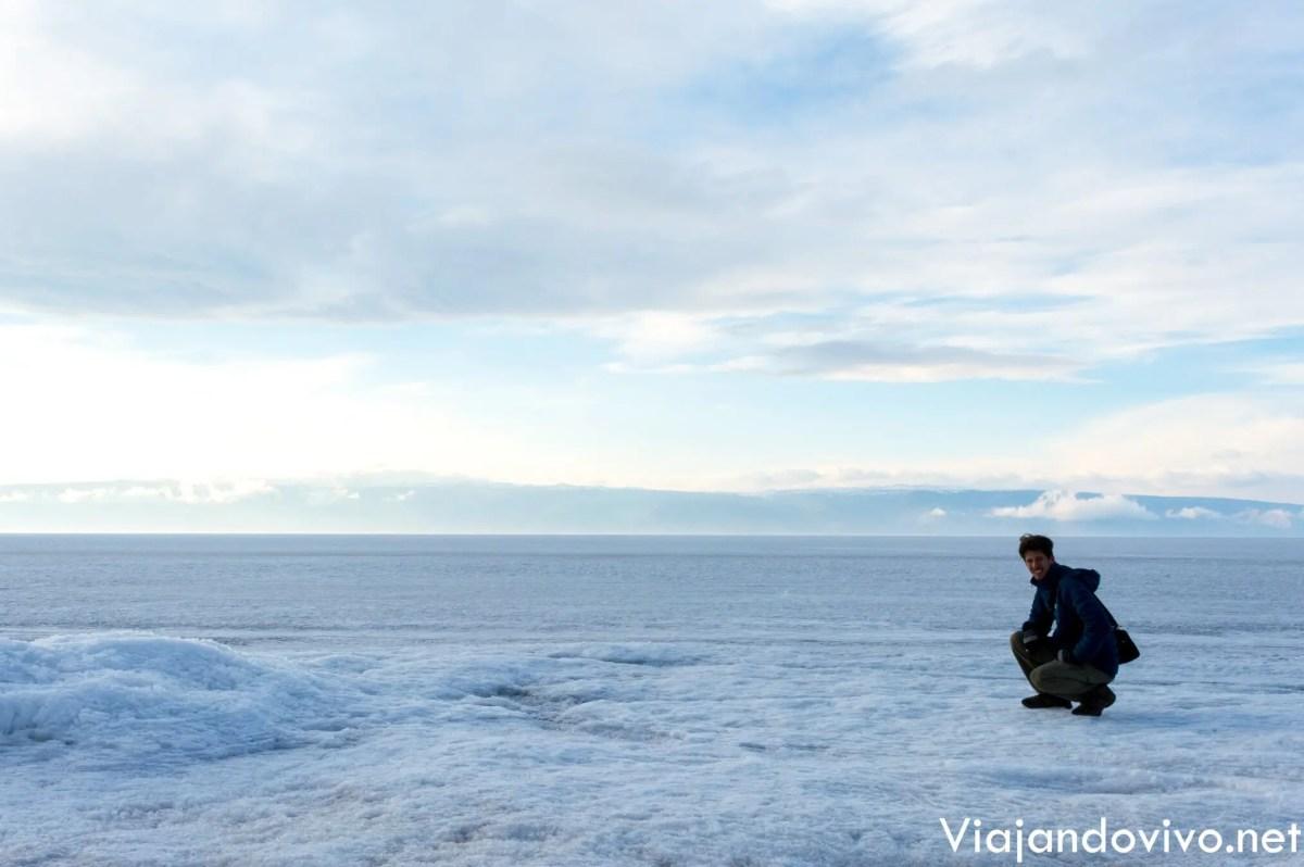 El Lago Baikal en el corazón de Siberia