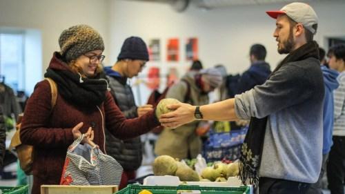 Vivir en Copenhague era sinónimo de voluntarear en Foodsharing