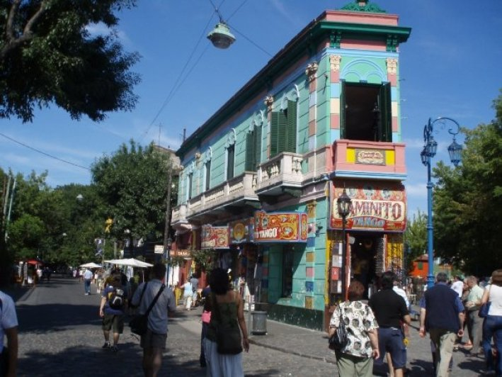 Pontos turísticos em Buenos Aires, Argentina, mulheres que viajam sozinhas