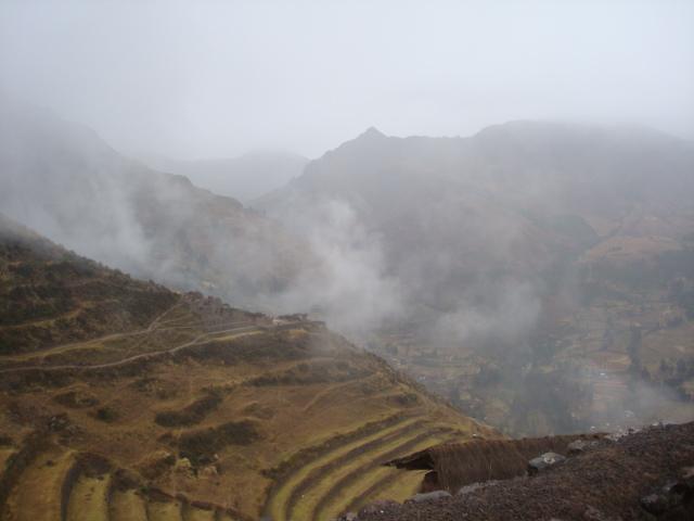 Pisac, Peru. Foto: Ivane Fávero