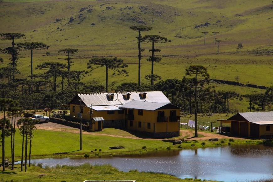 Pousada Fazenda Monte Negro - São José dos Ausentes - RS - Brasil Foto: Ivane Fávero